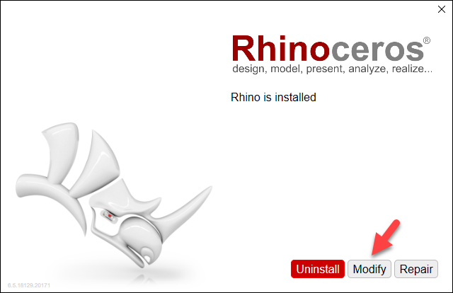 rhinoceros 6 - español