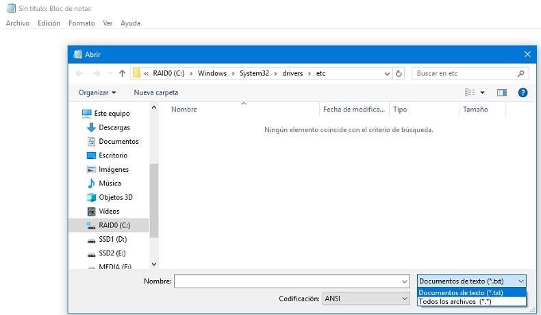 adobe cc 2019 bloquear hosts en windows
