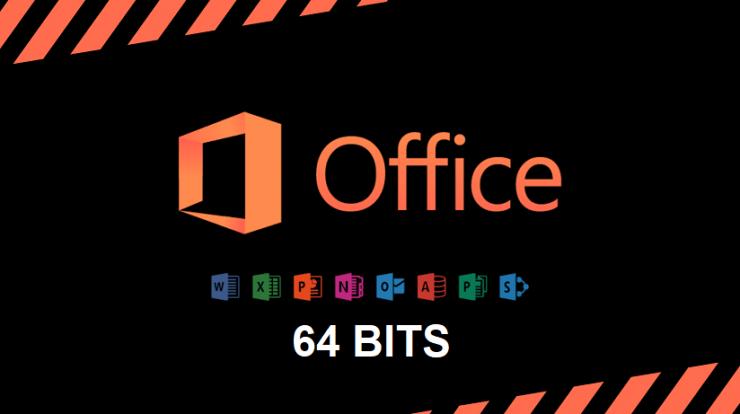 instalar office 2019 en 64 bits