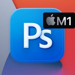 photoshop en chip m1
