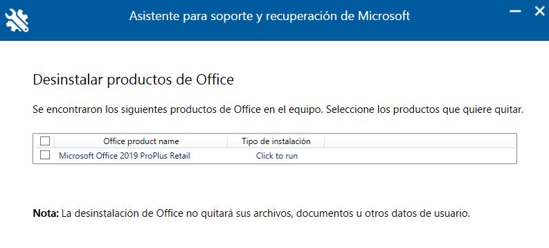 eliminar office pirata