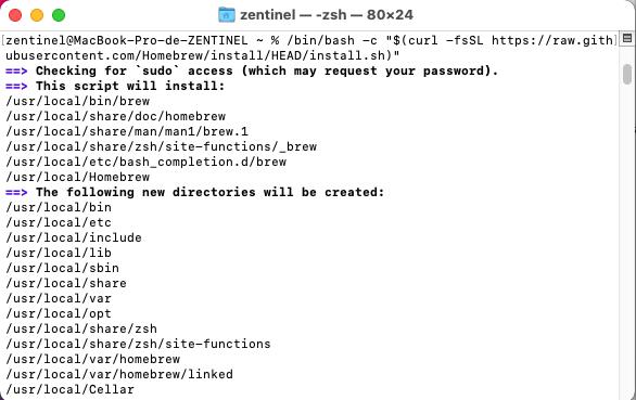 aplicacion no puede abrirse en BIG SUR