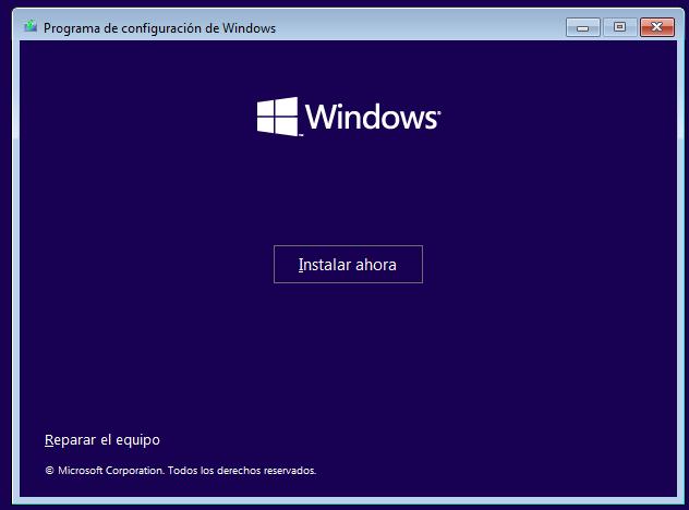 error 0x8007025D solucion